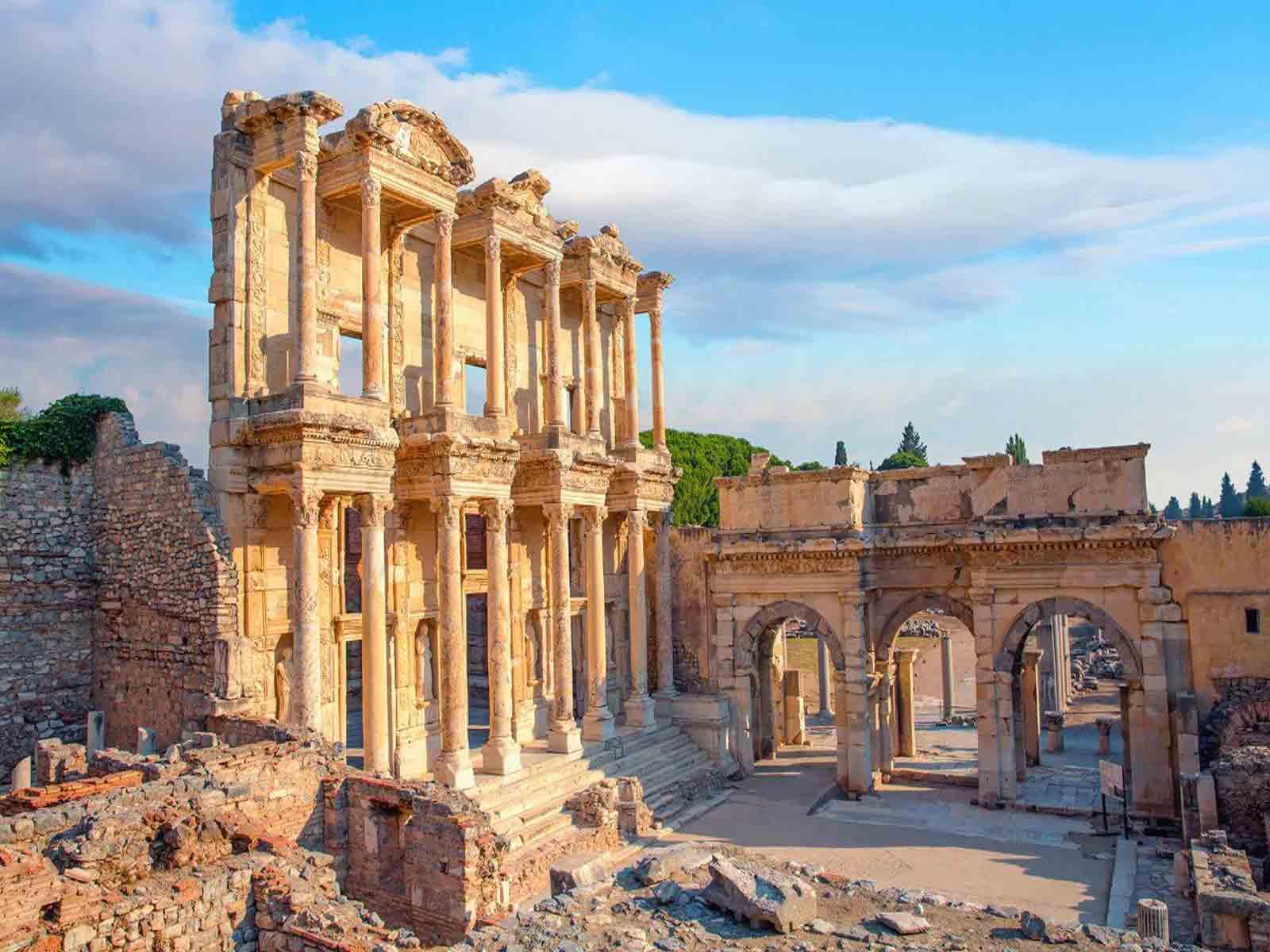 Ephesus and Mary's House